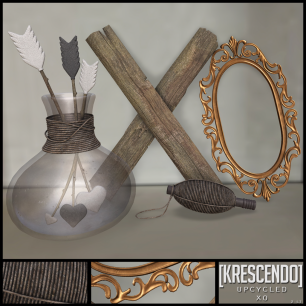 [Kres] Upcycled XO for XOXO