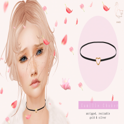 Swan Camille Choker for Xoxo - (1920x1001)